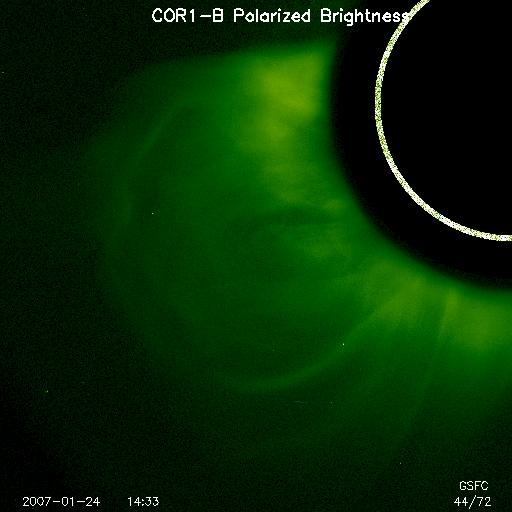 COR1 images